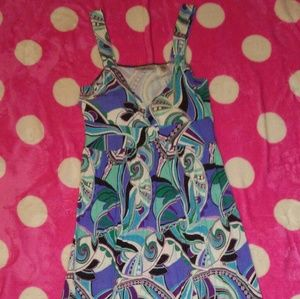 Cute Allison Brittney Dress Size Medium